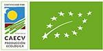 Sello CAECV certificado ecologico
